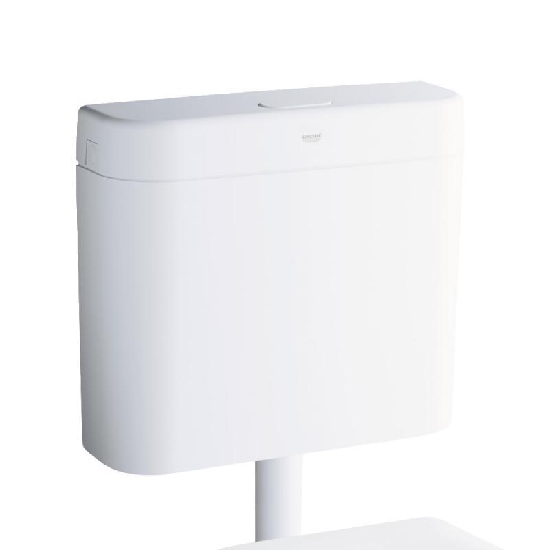 Grohe Příslušenství Splachovací WC nádržka, alpská bílá 37355SH0
