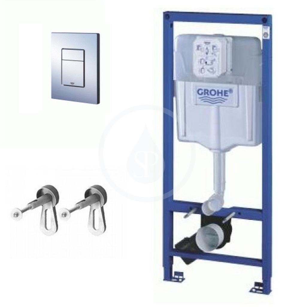 Grohe Rapid SL pro závěsné WC 38528SET 38772001