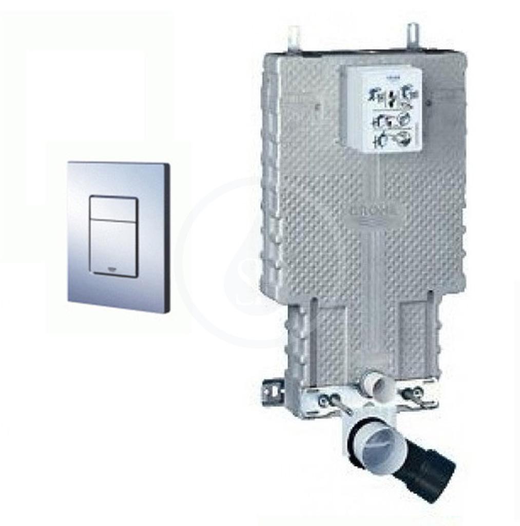 Grohe Uniset pro závěsné WC 38643SET 38825000