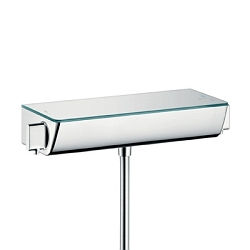 Hansgrohe Ecostat Select Sprchová baterie termostatická, bílá/chrom 13161400