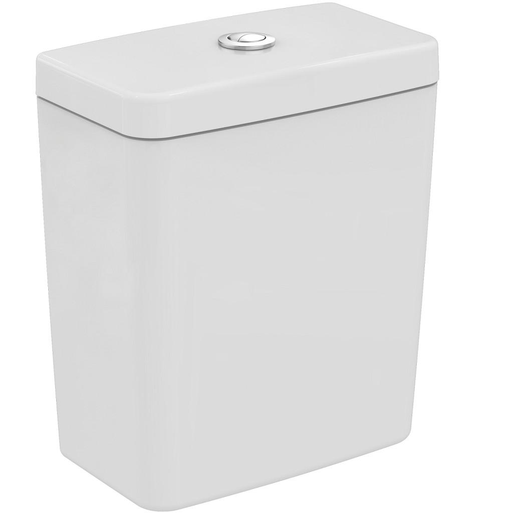 Ideal Standard Connect Nádrž Cube 3/6 l (spodní napouštění), bílá E797001