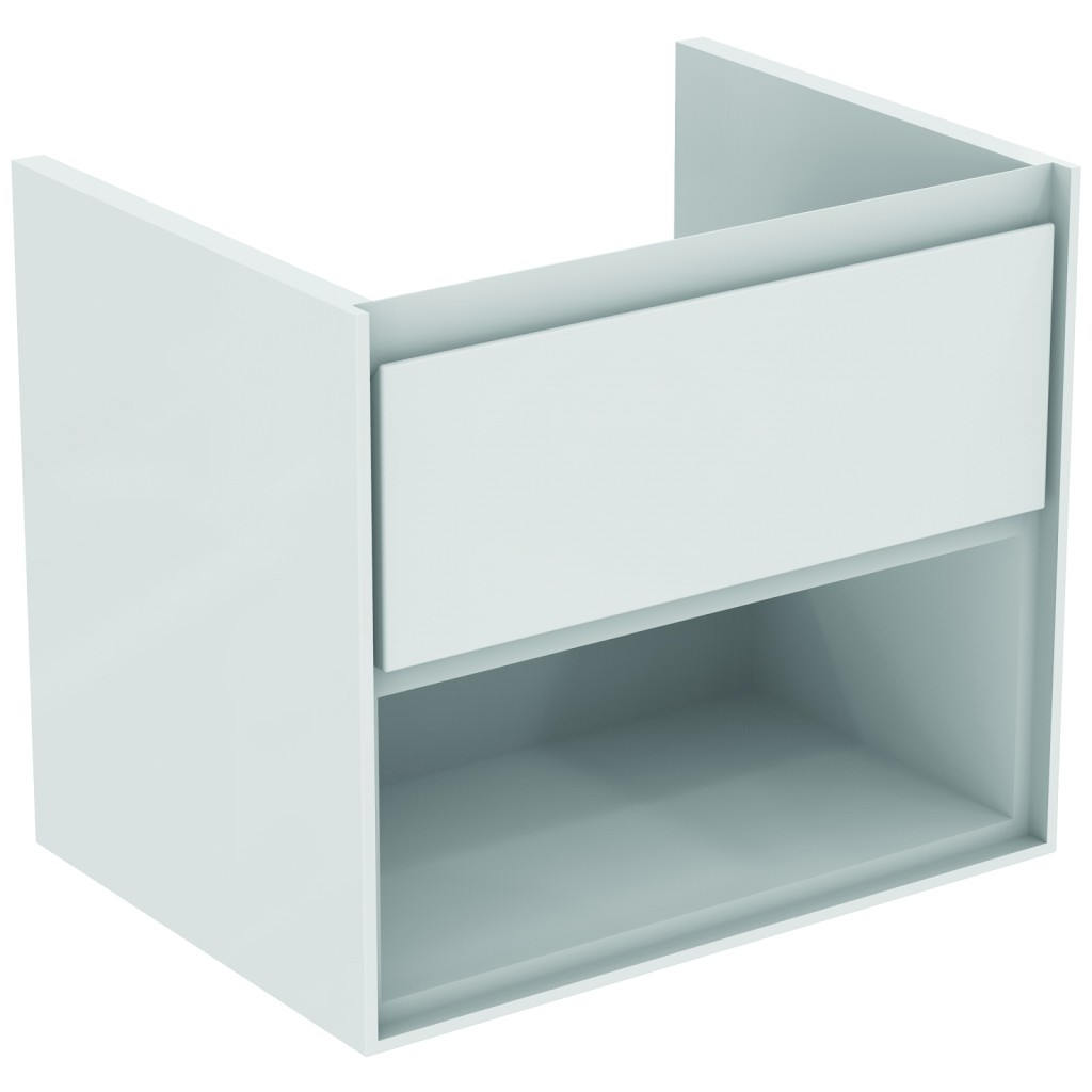 Ideal Standard Connect Air Skříňka pod umyvadlo 60 cm, 517 x 600 x 440 mm, 1 zásuvka, dekor světlé dřevo lak E0826UK