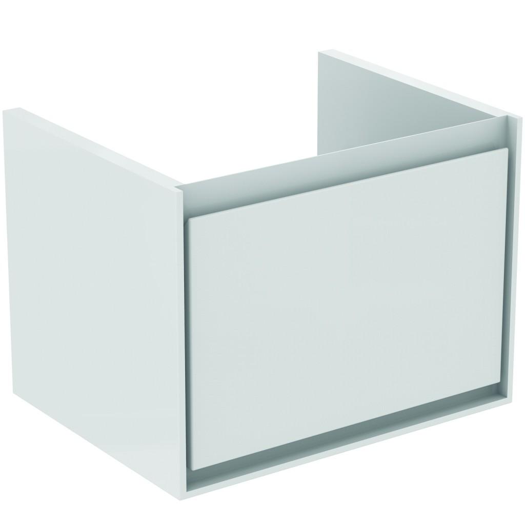 Ideal Standard Connect Air Skříňka pod umyvadlo CUBE 60 cm, 400 x 535 x 412 mm, dekor šedý dub lak E0846PS