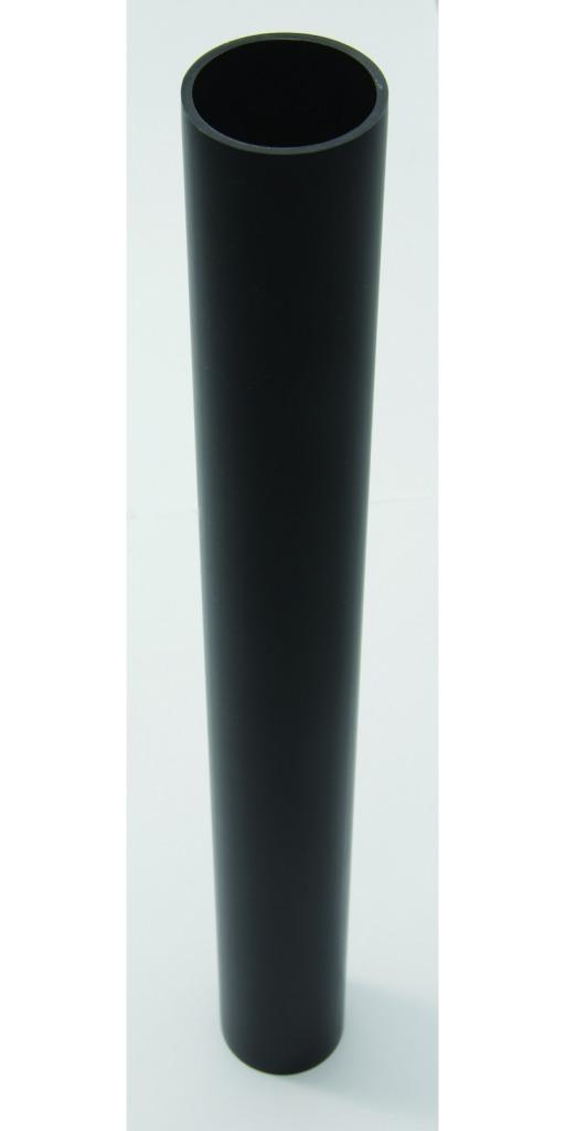 Ideal Standard Connect Freedom Splachovací trubka 400 x 45 mm, černá K836167