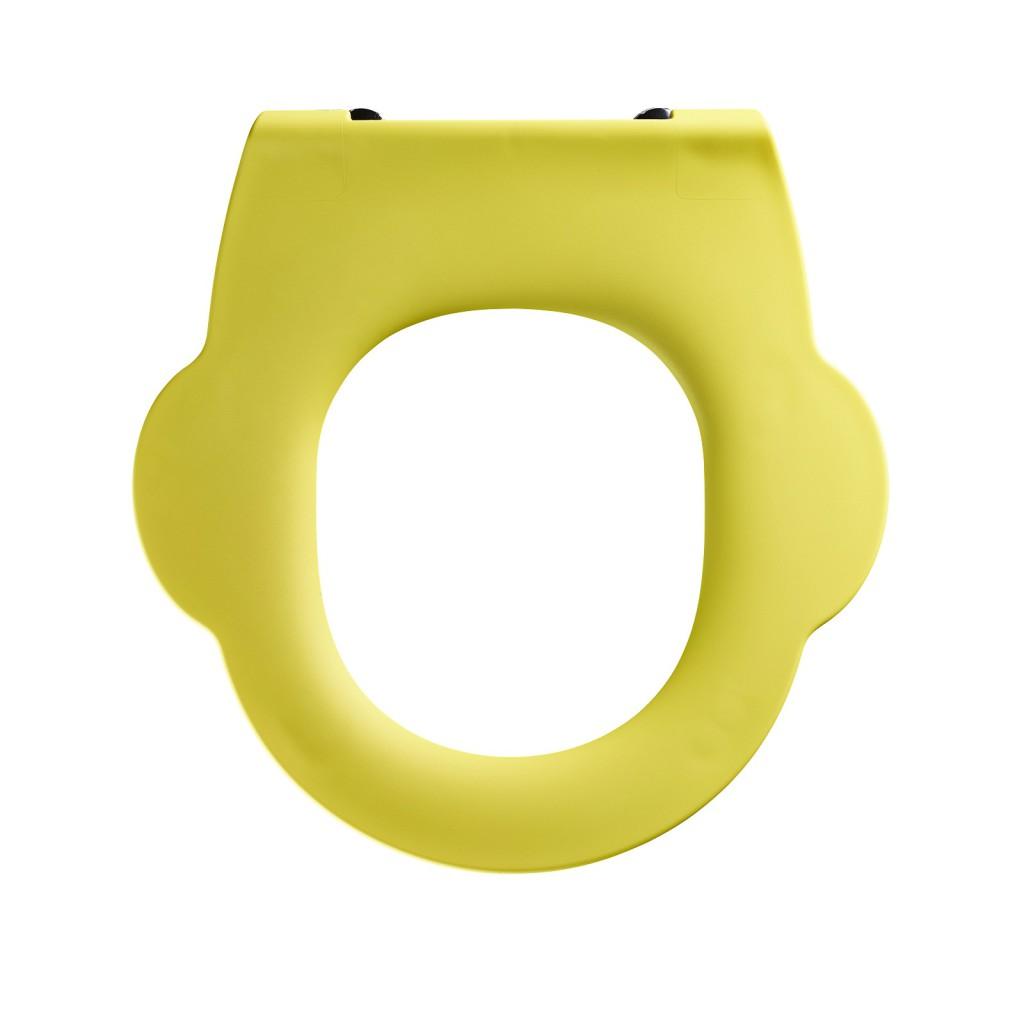 Ideal Standard Contour 21 WC sedátko dětské 3-7 let (S3123) bez poklopu, žlutá S454279