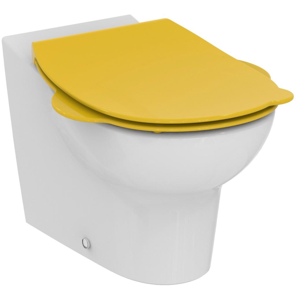 Ideal Standard Contour 21 WC sedátko dětské 3-7 let (S3123), žlutá S453379