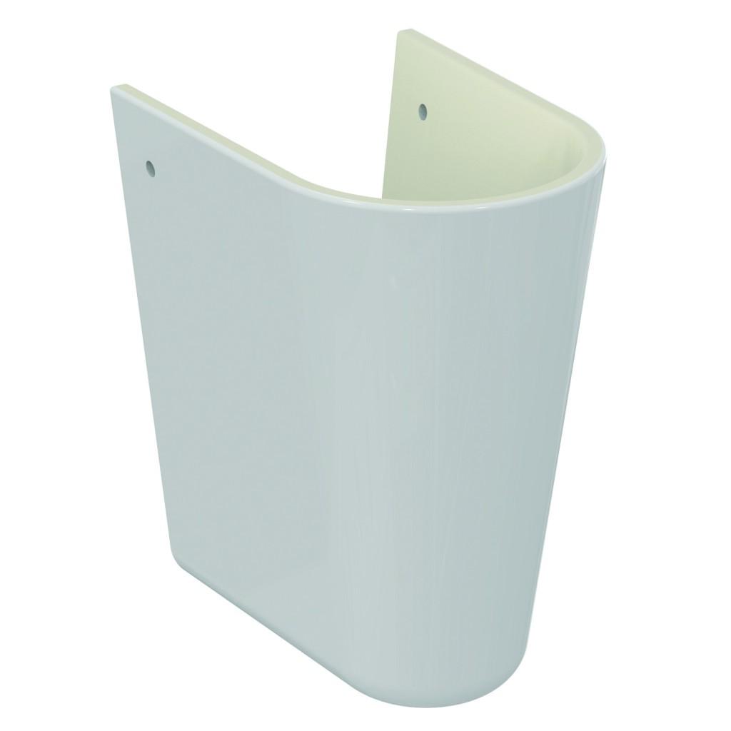 Ideal Standard Eurovit Polosloup pro umyvadlo, bílá V921101