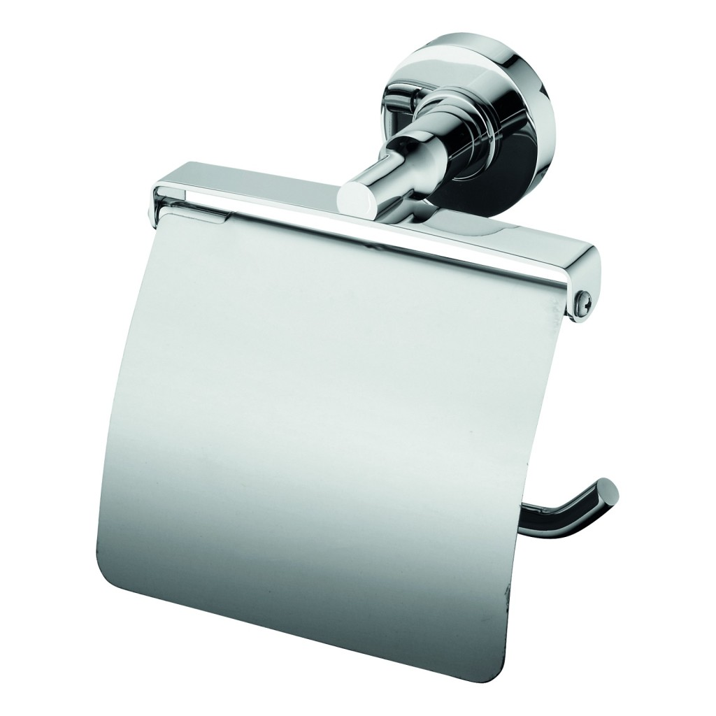 Ideal Standard IOM Držák na toaletní papír s krytem, chrom A9127AA