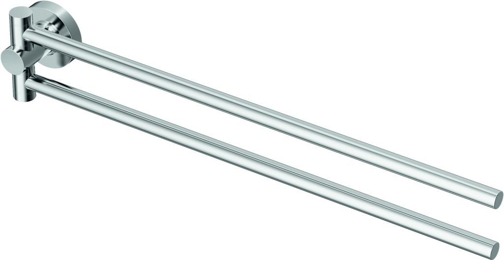 Ideal Standard IOM Dvojitá tyč na ručníky, chrom A9131AA
