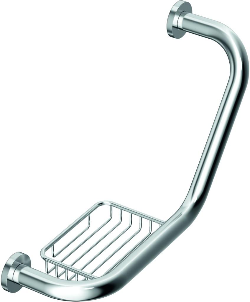 Ideal Standard IOM Madlo k vaně s držákem na mýdlo, chrom A9114AA