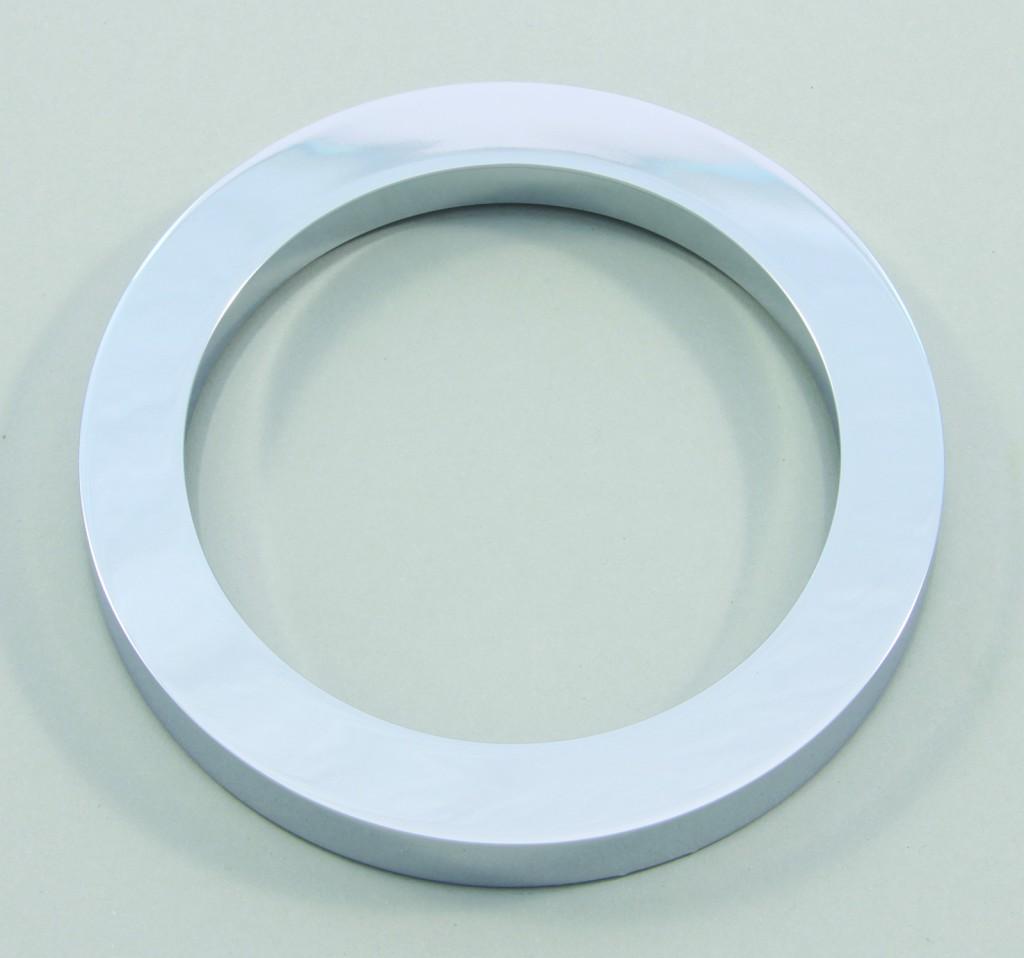 Ideal Standard Podomítkové díly Kruhový distanční rámeček, průměr 163 mm pro pákové a termostatické podomítk. baterie - pro mělkou montáž (20 mm), chrom A960705AA