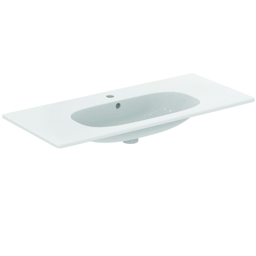 Ideal Standard Tesi Nábytkové umyvadlo 1025 x 450 x 165 mm, bílá T350801
