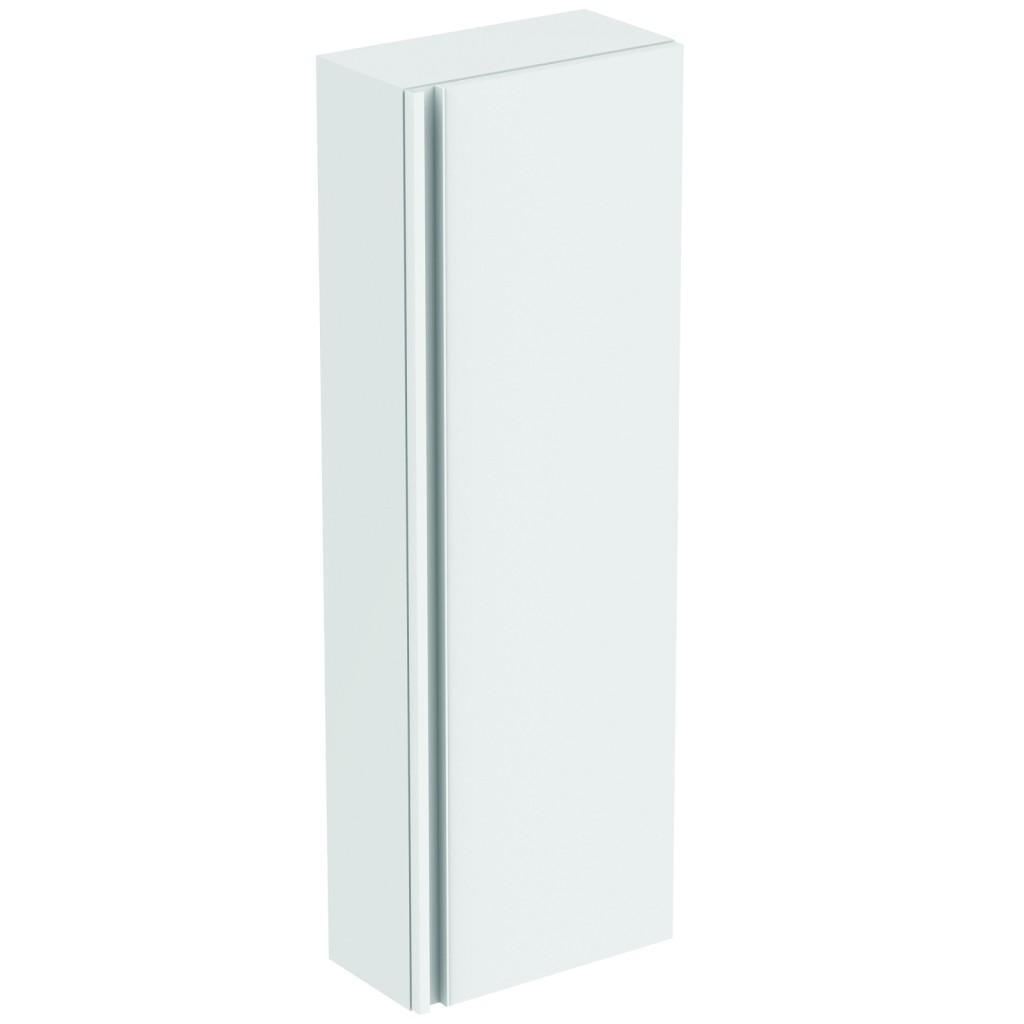 Ideal Standard Tesi Nástěnná skříňka 400 x 208 x 1200 mm, lesklý lak sv. šedý T0055PH