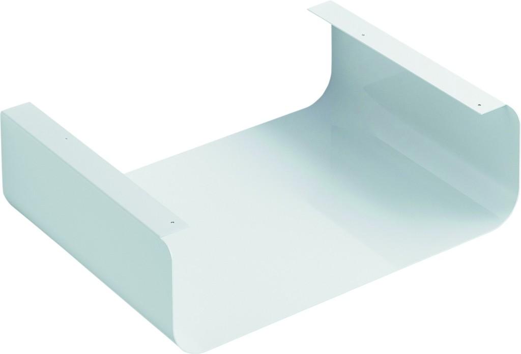Ideal Standard Tonic II Otevřená police 600 x 440 x 170 mm (pod skříňku R4302..), lesklý lak bílý R4342WG