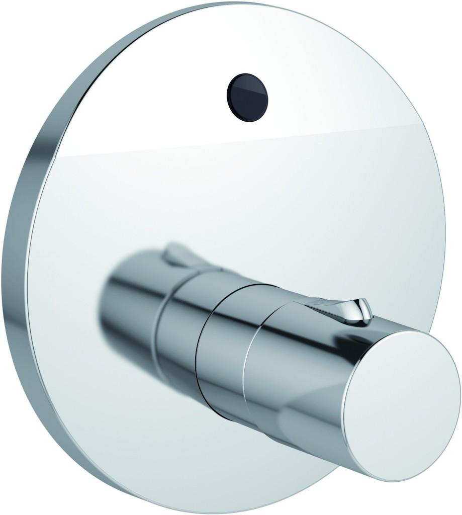 Ideal Standard CeraPlus Sprchová senzorová baterie pod omítku, regulace teploty na těle baterie (baterie 6V), chrom A6155AA