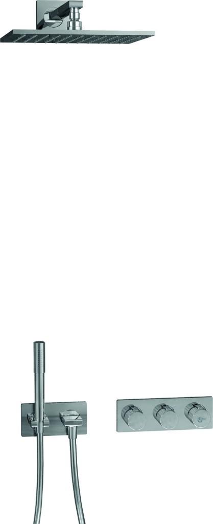 Ideal Standard Archimodule Sprchová souprava s hlavovou a ruční sprchou, chrom A1556AA