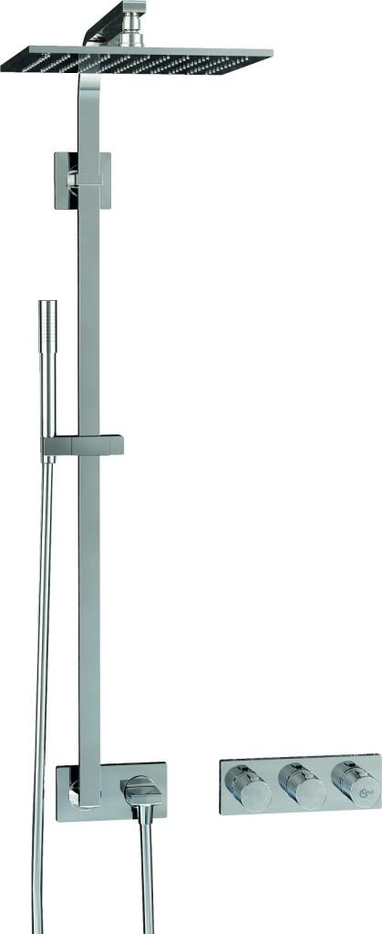 Ideal Standard Archimodule Sprchová souprava s hlavovou a ruční sprchou, chrom A1558AA