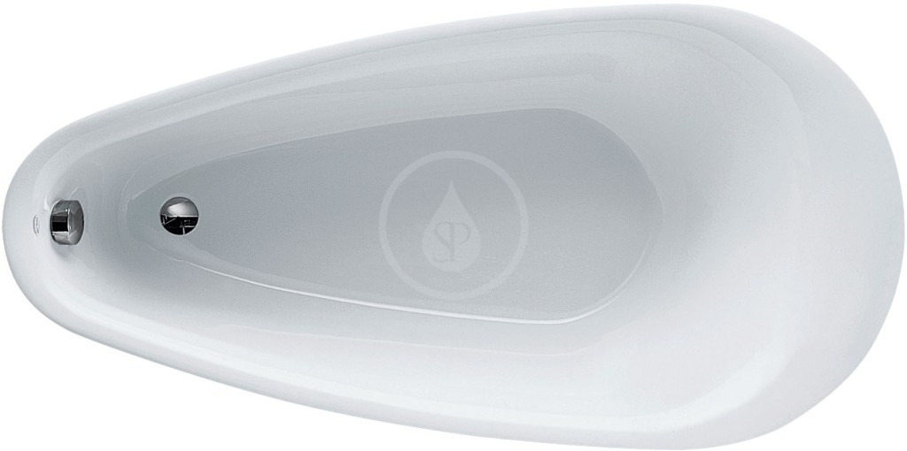 Ideal Standard Dea Oválná vana 1600 x 800 mm, bílá K669601