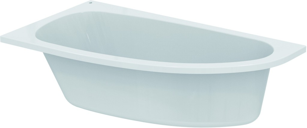 Ideal Standard Hotline Vana rohová 1600 x 900 mm (levá), bílá K275801