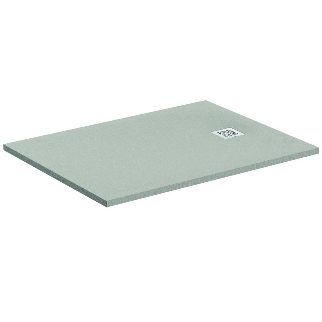 Ideal Standard Ultra Flat S Sprchová vanička 1000 x 900 mm, betonově šedá K8220FS