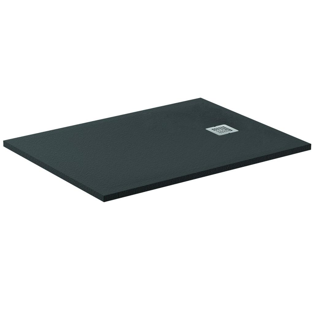 Ideal Standard Ultra Flat S Sprchová vanička 1000 x 900 mm, černá K8220FV