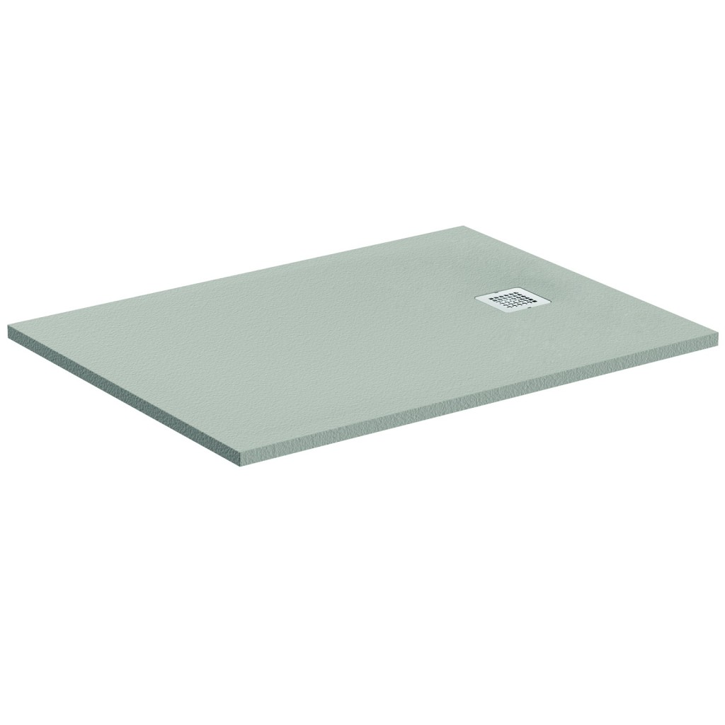 Ideal Standard Ultra Flat S Sprchová vanička 1600 x 900 mm, betonově šedá K8277FS