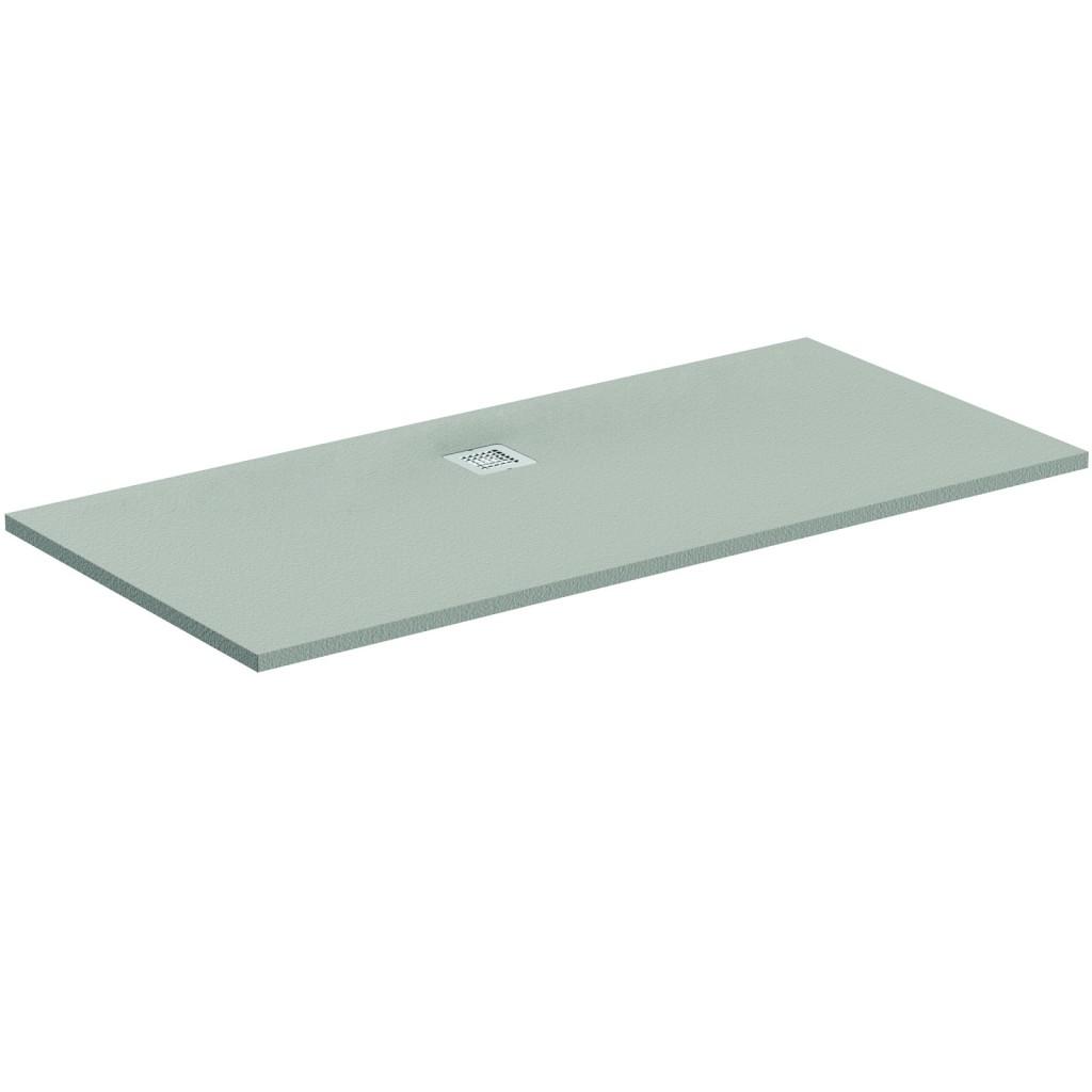 Ideal Standard Ultra Flat S Sprchová vanička 1700 x 900 mm, betonově šedá K8285FS