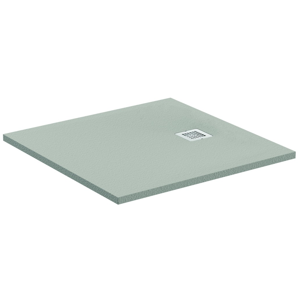 Ideal Standard Ultra Flat S Sprchová vanička 900 x 900 mm, betonově šedá K8215FS