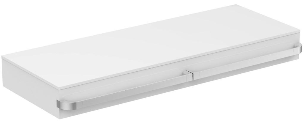 Ideal Standard Tonic II Nábytková konzole 1197 x 440 x 120 mm, lesklý lak bílý R4313WG