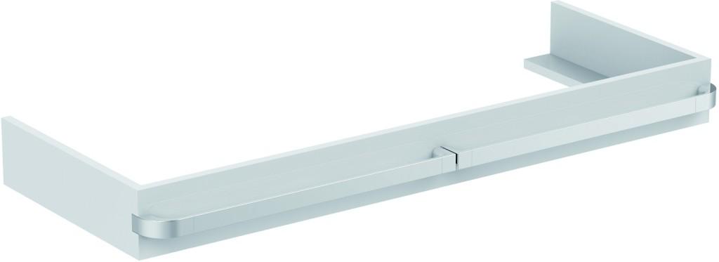 Ideal Standard Tonic II Nábytková konzole 1197 x 440 x 120 mm, lesklý lak světle šedý R4313FA