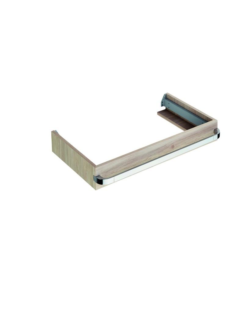 Ideal Standard Tonic II Nábytková konzole 797 x 440 x 120 mm, světlá pinie R4311FF