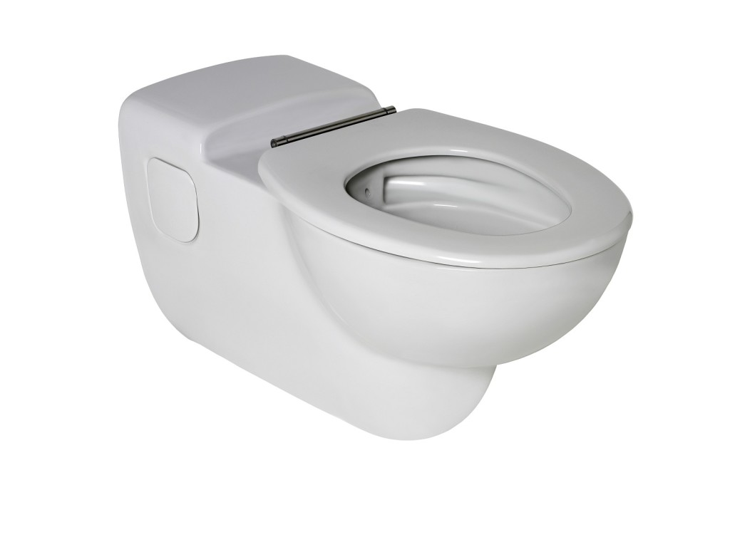 Ideal Standard Contour 21 Závěsný klozet pro tělesně postižené s hlubokým splachováním 360 x 400 x 700 mm RIMLESS (bez splachovacího kruhu), bílá S306901
