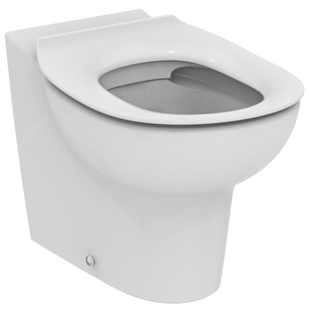 Ideal Standard Contour 21 Stojící dětský klozet 360 x 400 x 520 mm (7-11 let), bílá s Ideal plus S3126MA