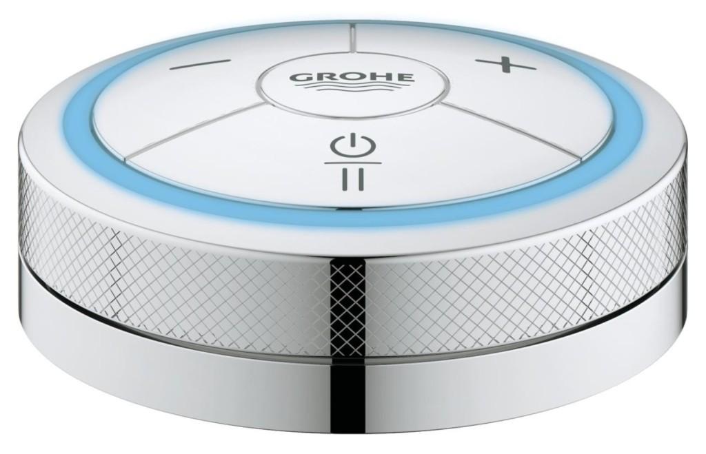 Grohe Digital Dálkový ovladač pro vanový a sprchový regulátor, chrom 36309000