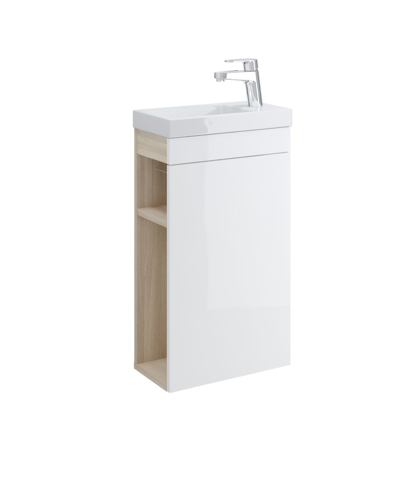 CERSANIT - SKŘÍŇKA POD UMYVADLO SMART COMO 40 WHITE (S568-022 )