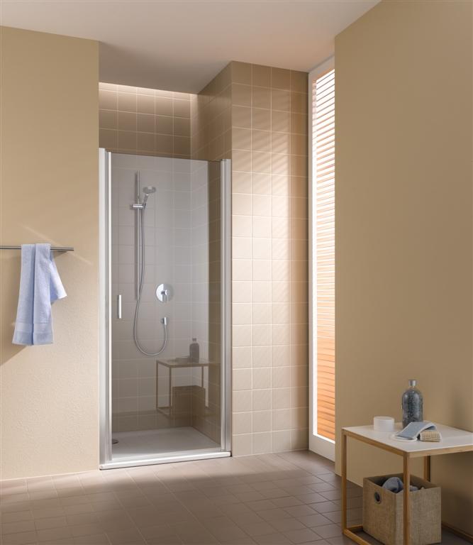 KERMI - Cada XS Jednokřídlé kyvné dveře, panty vlevo šířka 850 mm výška 2000 mm ( CC1WL08520VPK )