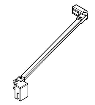 Kermi Stabilizátor Cada XS SSVSS Länge 500 mm stříbrná vys.lesk (ZDSSVSSCC050VK)