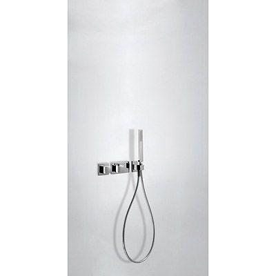 TRESMOSTATIC Termostatická podomítková baterie s uzávěrem a regulací průt ( 20725191 )