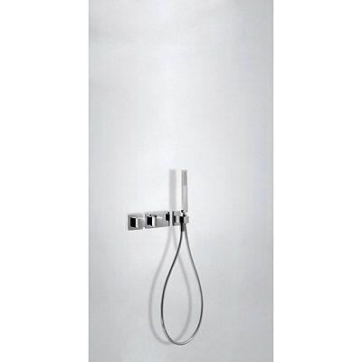 TRESMOSTATIC Termostatická podomítková baterie s uzávěrem a regulací průt ( 20725291 )