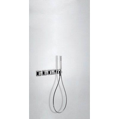 TRESMOSTATIC Termostatická podomítková baterie s uzávěrem a regulací průt ( 20725391 )