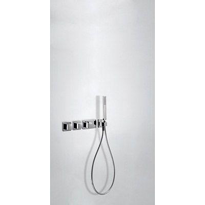 TRESMOSTATIC Termostatická podomítková baterie s uzávěrem a regulací průt ( 20725491 )