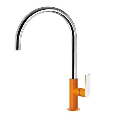 TRES - Jednopáková dřezová kuchyňská baterie LOFT (20044002NA)