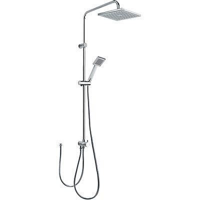 TRES - Sprchová souprava, proti usaz. vod. kamene Pevná sprcha 200x200 mm. Sprcha, proti usaz. vo (20047501)