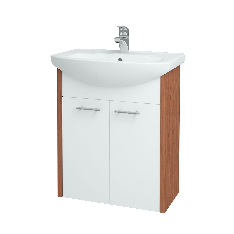 Dřevojas - Koupelnová skříňka HIT 65 - D11 Olše (53003)