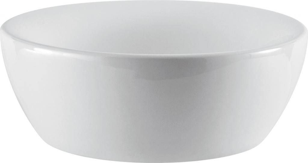 CERSANIT - Umyvadlo INTEO ROUND 45 bez otvoru na baterii (K11-0049)